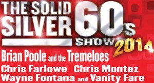 The Solid Silver 60's Show - Truro @ Hall for Cornwall | Truro | United Kingdom